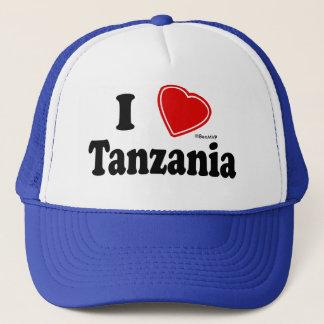 I Love Tanzania Trucker Hat