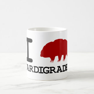 I Love Tardigrades Coffee Mug