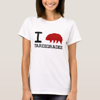 I Love Tardigrades T-Shirt