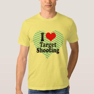 I love Target Shooting Tee Shirt