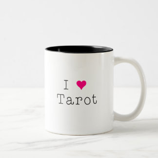I Love Tarot Mug Type B