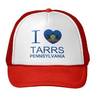 I Love Tarrs, PA Mesh Hat