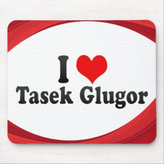 I Love Tasek Glugor Malaysia Mousepad
