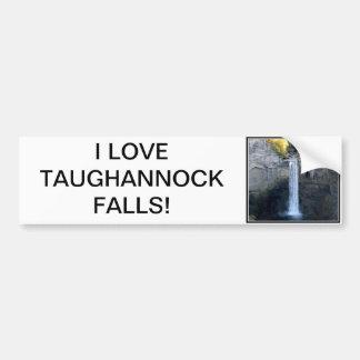 I love Taughannock Falls Bumper Sticker