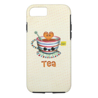 I love Tea iPhone 7 Case