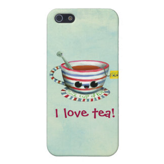 I love Tea iPhone 5 Case