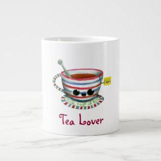 I love Tea Large Coffee Mug
