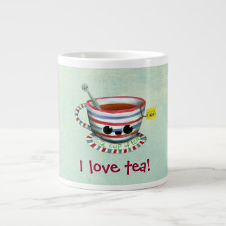 I love Tea Jumbo Mug