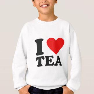 I Love Tea Sweatshirt