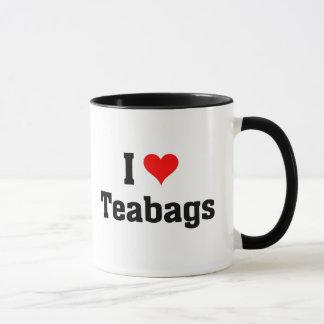 I love Teabags Mug