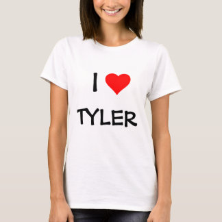 """I LOVE _____"" TEMPLATE--ADD YOUR OWN NAME T-Shirt"