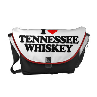 I LOVE TENNESSEE WHISKEY COURIER BAGS