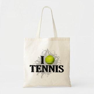 I Love Tennis Emblem