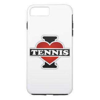 I Love Tennis iPhone 7 Plus Case