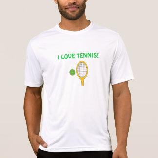 I Love Tennis! T-Shirt