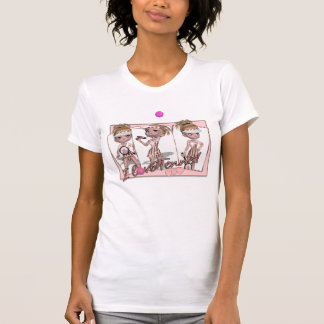 I love Tennis T-Shirt For Women