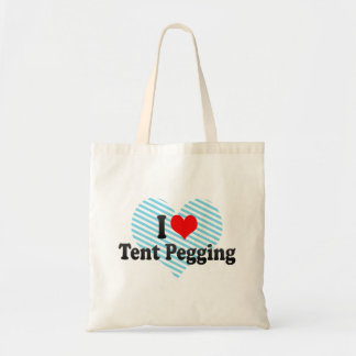 I love Tent Pegging Bags