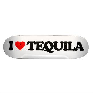 I LOVE TEQUILA SKATE BOARD