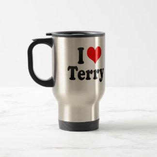 I love Terry Mug