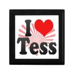 I love Tess Keepsake Boxes