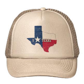 I love Texas Cap