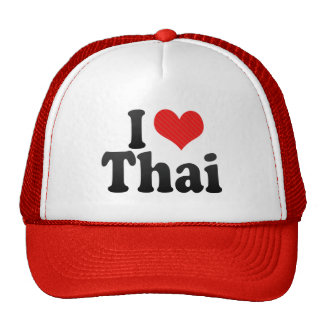 I Love Thai Cap