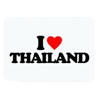 I LOVE THAILAND INVITE