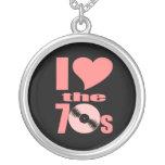 I Love the 70s Jewelry