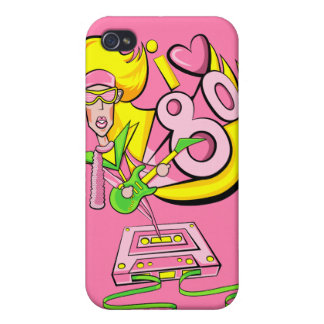 I love the 80's iPhone 4/4S case
