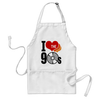 I Love The 90s Aprons