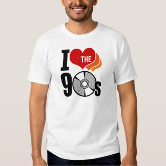 I Love The 90s T Shirts