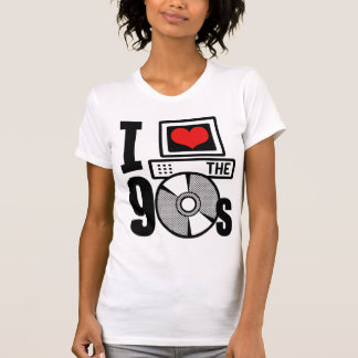 I Love The 90s T-shirts