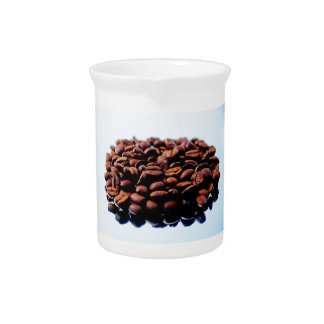 I Love the Aroma of Coffee Pitcher