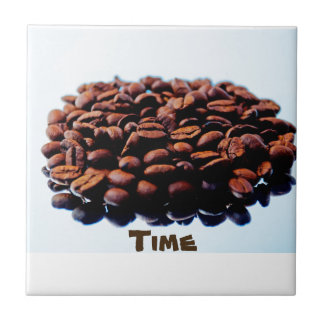 I Love the Aroma of Coffee Tile