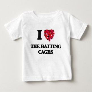 I love The Batting Cages T-shirt