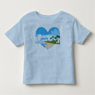 I Love The Beach Tshirts