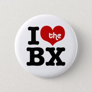 I Love The Bronx 6 Cm Round Badge