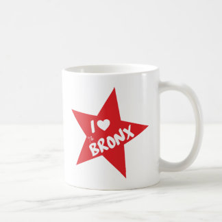 I Love The Bronx Coffee Mug