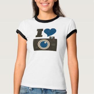 I Love the Camera T-Shirt