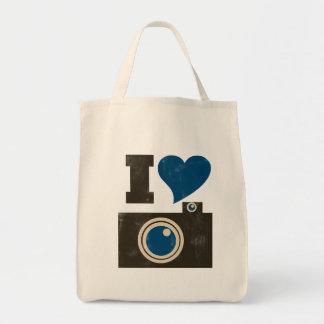 I Love the Camera Tote Bag