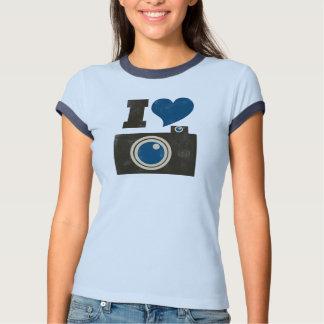 I Love the Camera Tshirt