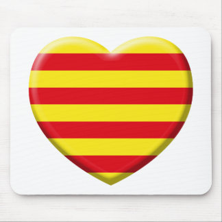 I love the Catalans Mouse Mat