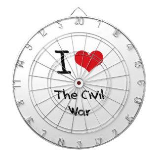 I love The Civil War Dartboard