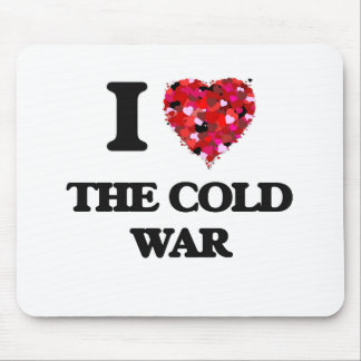 I love The Cold War Mouse Pad