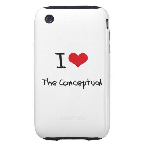 I love The Conceptual Tough iPhone 3 Case