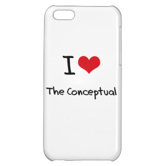 I love The Conceptual Case For iPhone 5C
