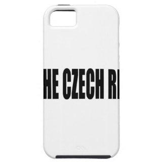 I Love The Czech Republic iPhone 5 Case