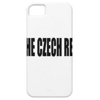 I Love The Czech Republic iPhone 5 Cover
