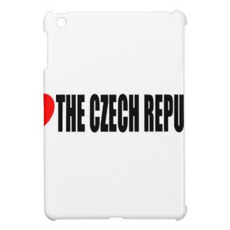 I Love The Czech Republic Cover For The iPad Mini