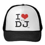 I love the DJ Trucker Hat